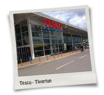 Tesco - Tiverton